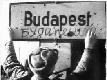 Soldat rus în Budapesta